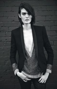 Sam Rollinson by Max Vadukul June 2013