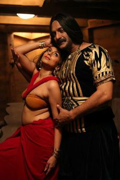 Exclusive still from the sets of #kamasutra3d.
