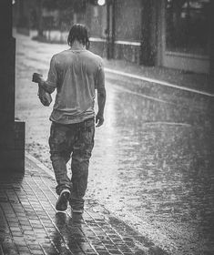 Rainy Day - photo by Florian Gierschner