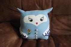 Cute Little Owl Cushion