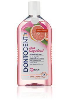 """Testsüchtig - Bewertung von Beautyprodukten und allen Produkten des täglichen Lebens: Neues von dm """"Limited Edition: Pink Grapefruit"""" - ..."""