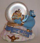 Aladdin Snow Globe <3