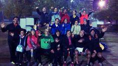Muy buen entrenamiento #Lumi y #LanRoadRunners #RunForLife