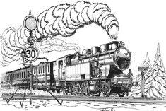 Le Rail Ussellois - Cartes Postales Modernes à Thèmes Ferroviaires et Transports Urbains