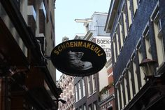 Cool shop in Amsterdam...