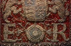 Lord Chancellors purse for the Great Seal of Queen Elizabeth I. - Prada Corsaire Bag - Ideas of Prada Corsaire Bag - Lord Chancellors purse for the Great Seal of Queen Elizabeth I. Tudor History, British History, Elisabeth I, Renaissance, Women's Crossbody Purse, Tudor Era, Gold Work, Anne Boleyn, Handbags On Sale