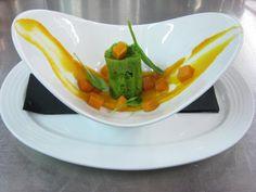 Gerichte aus der Genussküche vom Dolcevita Hotel Preidlhof in Naturns Südtirol - http://www.preidlhof.it/