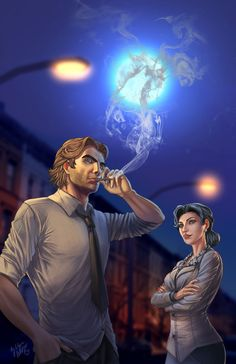 The wolf among us by ElynGontier on DeviantArt