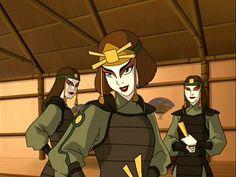 Suki images - Avatar Wiki, the Avatar: The Last Airbender resource Suki And Sokka, Suki Avatar, Avatar Kyoshi, Korra Avatar, Avatar The Last Airbender, Kyoshi Warrior, I Am A Warrior, Warrior Outfit, Water Tribe