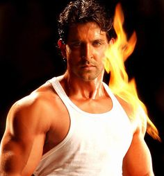 SantaBanta-Hungama : Wallpapers of Bollywood Actors and Actresse: Hrithik Roshan Bollywood Actor Cool Wallpaper
