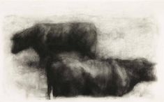 Elaine Green, Numbered and Pegged charcoal on paper Landscape Artwork, Landscape Drawings, Silverpoint, Green Beach, Green Fields, Green Art, Morning Light, Triptych, Monochrome
