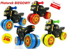 Solidny POLSKI Motorek Rowerek Biegowy MOTOMED Hit (5184245328) - Allegro.pl - Więcej niż aukcje.