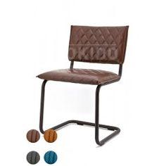 Metalen (RVS) stoelen voor uw horecabedrijf - Okido B.V.