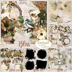 """NEW Collection """" BLISS"""", 25% off"""