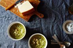 Melissa Clark's Seared Broccoli and Potato Soup Recipe on Food52, a recipe on Food52