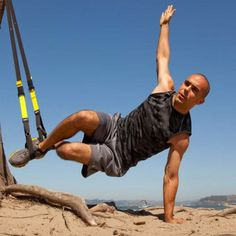 The Man Behind TRX Shares His 10 Favourite TRX Moves