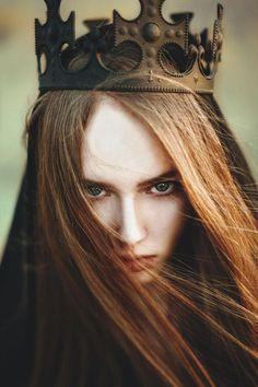 Queen of Darkness. Photo by Jaka on 500px Sowas von Diana <3
