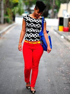 Repinned: Cool school style