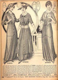 Sears 1915 Catalog Page 1