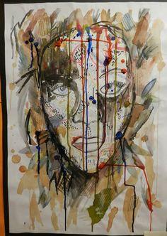 Exam: Watercolour 2014