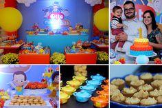 Manhêê! Maternidade com conteúdo! | Todo o amor de uma família inteira, transformado em uma festa de 1 aninho!