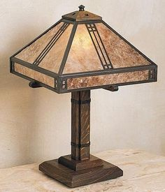 Prairie PTL-12 LAMP, Arroyo Lamps, Mission Lighting