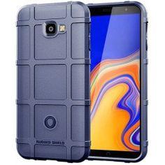 Samsung Galaxy J4+ Plus Gumowe etui na telefon ARMOR case granat Galaxies, Samsung, Electronics, Phone, Telephone, Sam Son, Phones, Mobile Phones, Consumer Electronics