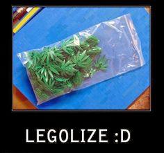 Funny Stuffs: Legolize it