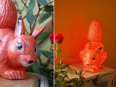 heico squirrel lamp