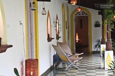 200+ yr Restored heritage homestay in South Goa