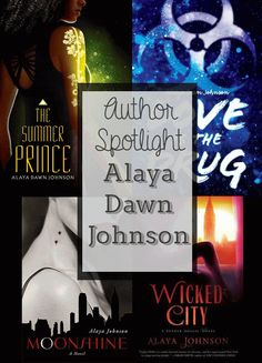#Diversiverse Author Spotlight - Alaya Dawn Johnson