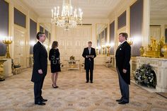 King Willem- Alexander has at Noordeinde Palace Drs. R. E. de Groot sworn in . Mr De Groot has been appointed Permanent Representative of the Kingdom of the Netherlands to the European Union in Br…