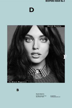 Cover Magazine / Book D. for Black Magazine