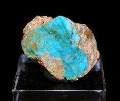 Minerales y rocas: Exposición de minerales