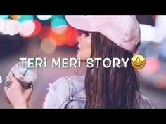 snapchat Story Whatsapp Status By Bilal Saeed and Romee Khan 🙈 - YouTube Love Songs Hindi, Love Songs For Him, Cute Love Songs, Status For Whatsapp Attitude, Attitude Status Girls, Happy Status, True Love Status, Snapchat Song, Snapchat Stories