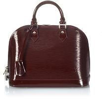 Louis Vuitton Epi Electric Leather Alma Handbag