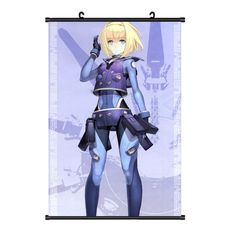 Onecos Anime Heavy Object Milinda Brantini Poster wall Picture Cosplay 1PCS *** You can find more details by visiting the image link.