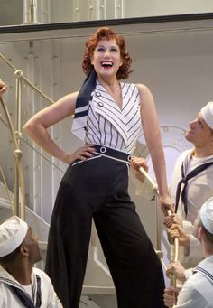 Stephanie J. Block as Reno Sweeny in Anything Goes. Absolutely brilliant.