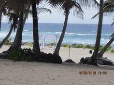 Papa tikas private beach, Rarotonga