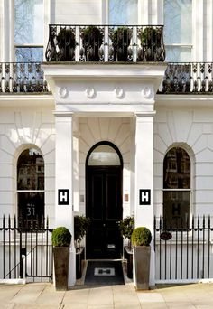 The Hempel Hotel - London - Anouska Hempel
