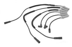 Ignition Wire Set; 07-11 Jeep Wrangler JK, 3.8L - Crawltech Offroad