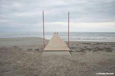 L'isola di Grado e l'ispirazione fotografica di Luigi Ghirri