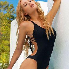 [Summer Sale] Ladies Stylish Bikini Spring Summer Swimsuits One-Piece Swimwear Designer Bathing Suit Beach Wear