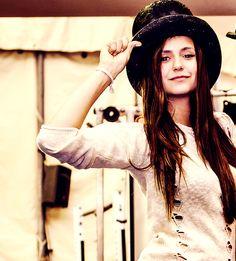 Nina Dobrev! #beauty