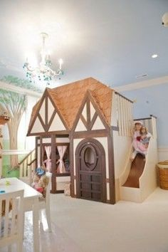 What do you buy for the young prince or princess in your life? Children need fun and imagination to let their minds grow. Why should their bed look like a bed w