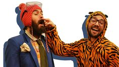 Come on a brand new adventure with award-winning family favourites Dr Brown (Phil Burgers) and his Singing Tiger (Stuart Bowden)! Pack your adventure shoes and prepare to lend a hand in this silly, physical, musical, brownical experience!