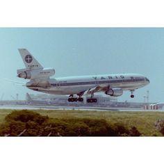 Vintage Varig DC-10