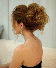 35 Magnifiques Coiffures Pour Demoiselles D'honneur | Coiffure simple et facile