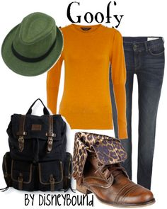 """""""Disneybound"""" TONS of clothing collections---outfit ideas to resemble characters. So fun."""