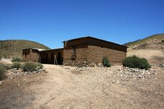 Abandoned hacienda, Bosque de Fray Jorge National Park | Flickr - Photo Sharing!